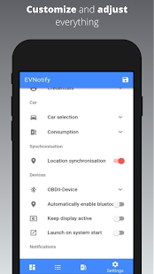 EVNotify - the app for your electric vehicle