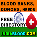 India Blood Banks and Donors
