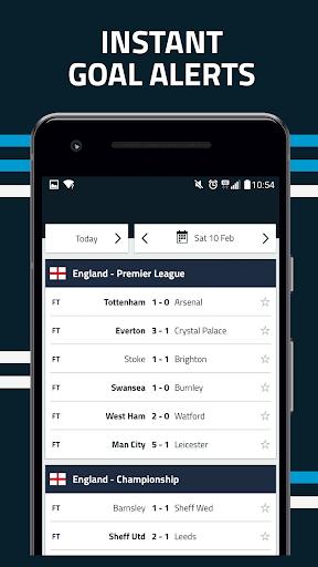 Goal.com 10.0.3 screenshots 3
