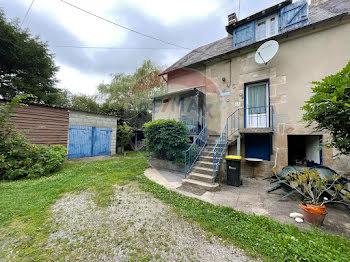 maison à La Chapelle-Baloue (23)