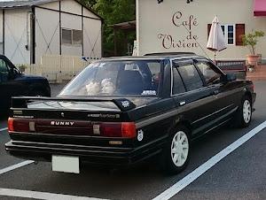 サニー FB12 1988年 トラッドサニー  スーパーサルーンE           のカスタム事例画像 neko9981さんの2019年05月18日15:28の投稿