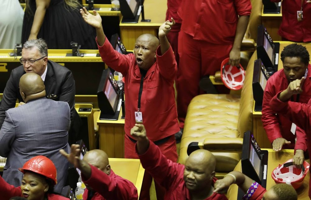 LISTEN | 'Many protests are going to follow after Sona' - EFF - TimesLIVE