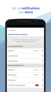 BankSA Mobile Banking- screenshot thumbnail
