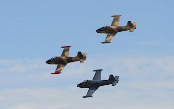 Photo: BAC-167 Strikemaster - samolot szkolny i lekki samolot szturmowy