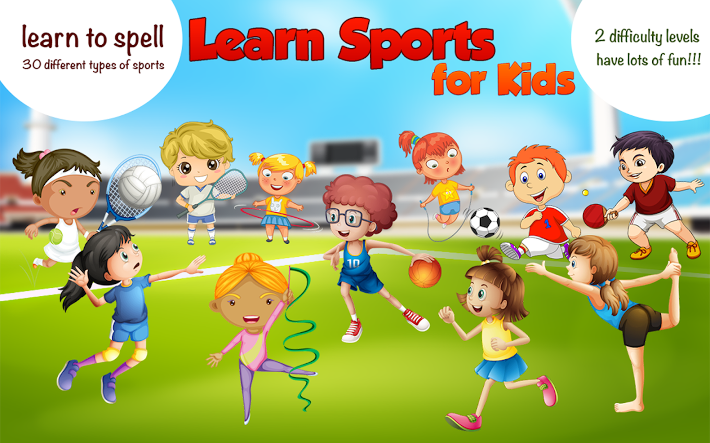 learn sports for kids android apps on google play