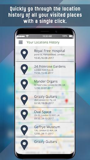 Free GPS Navigation screenshot 16