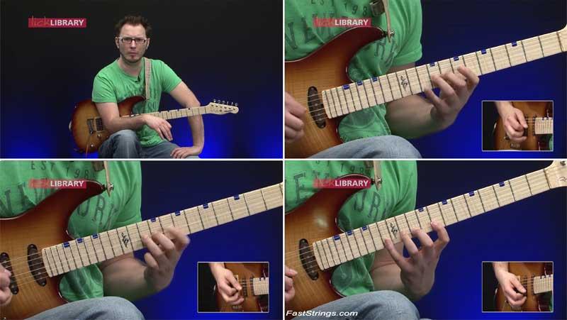 Tom Quayle - 51 Advanced Rock Licks You Must Learn