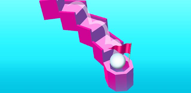 Tenkyu Hole - 3D Rolling Ball