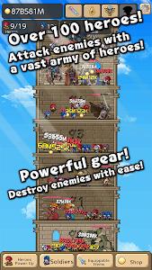 Tower of Hero v1.3.5 (Mod Money)