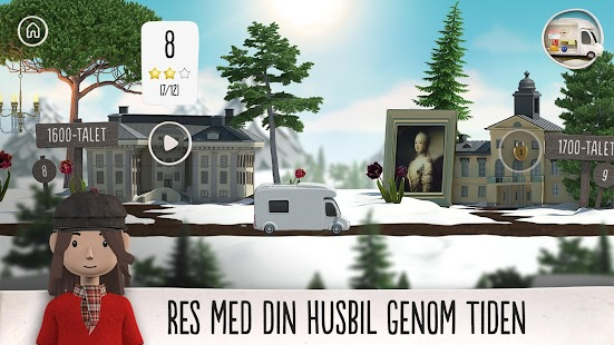 Julkalendern 2015- screenshot thumbnail