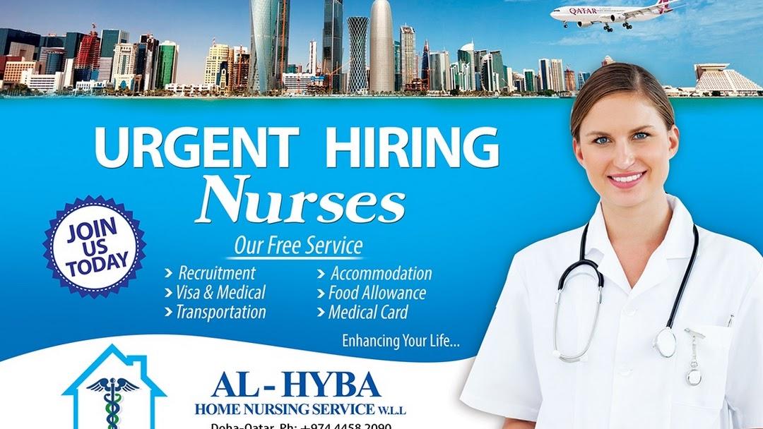 Staff Nursing job Qatar - Licensed Nursing service Agency in Doha