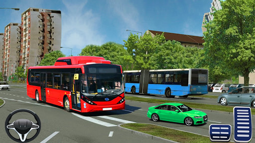 City Coach Bus Simulator 2018: Hill Bus Driving 3D 1.0 screenshots 4