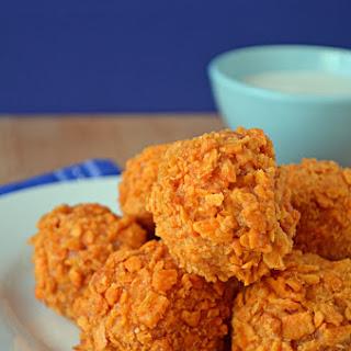 Cheesy Fiesta Ranch Chicken Bites