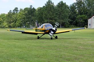 Photo: It's a Scottish Aviation Bulldog