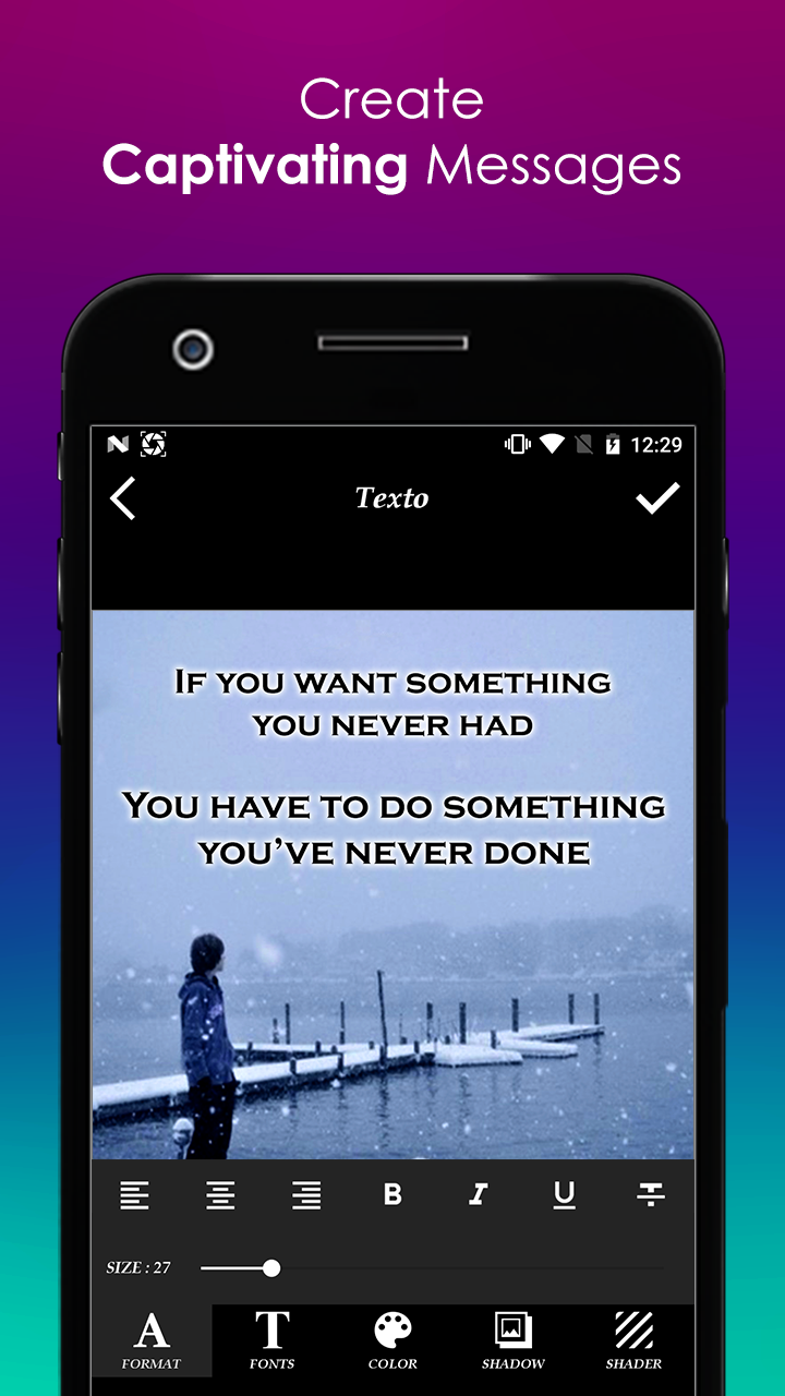 TextO Pro - Write on Photos Screenshot 5
