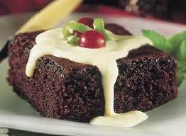 This Photo Is From  Hershey's Holiday Cookbook.