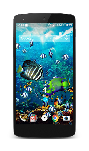 3D Parallax Background APK for Android