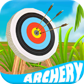 Archery Master Challenges: Aim with Bow & Arrows