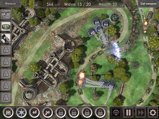 Defense Zone 3 HD 1.3.5 screenshots 6