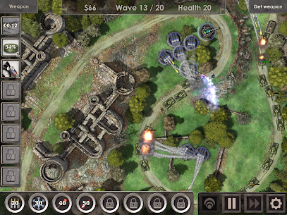 Defense Zone 3 HD Mod Apk Download For Android and Iphone 6