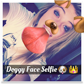 Snap Doggy Face — Filter