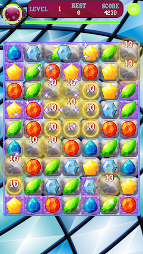 Jewel Supreme Puzzle screenshot 4