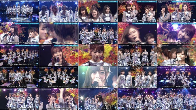 (TV-Music)(1080i) 乃木坂46 – Music Station 181109
