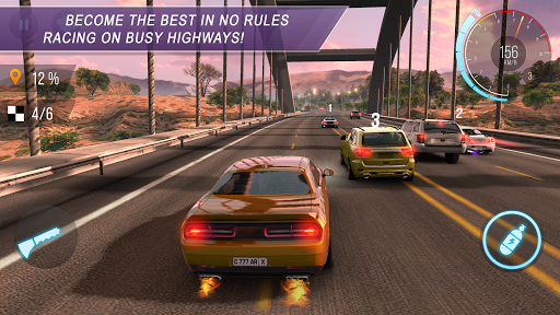 CarX Highway Racing screenshot 3