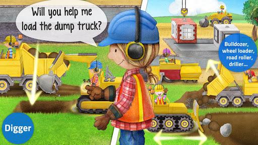 Tiny Builders: Crane, Digger, Bulldozer for Kids  screenshots 18