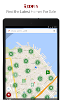 Screenshot of Redfin Real Estate