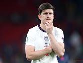 """Le père de Harry Maguire blessé à Wembley : """"Heureusement, mes enfants n'étaient pas au stade"""""""