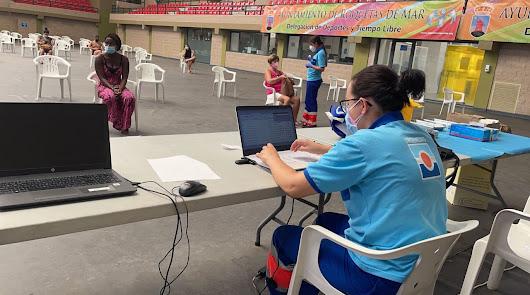 Vacunación para mayores de 16 años sin cita en El Ejido y Roquetas