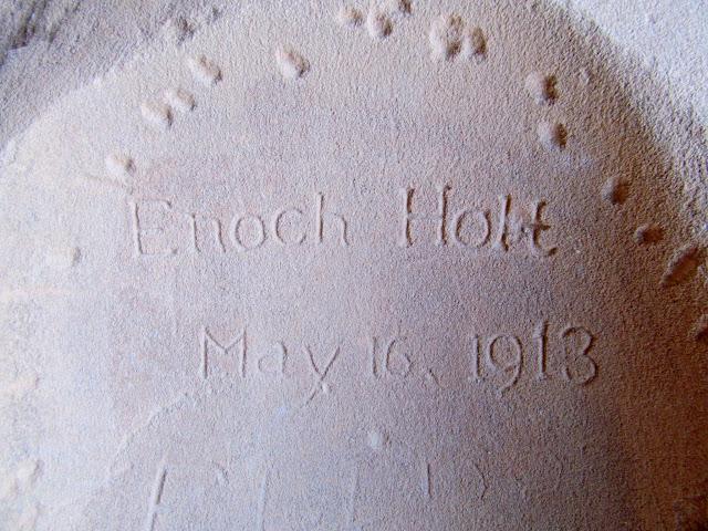 Enoch Holt, May 16, 1913