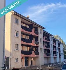 Appartement Arc-lès-Gray (70100)