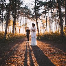 Wedding photographer Darya Maslyuk (MaslyukDarya). Photo of 21.10.2016