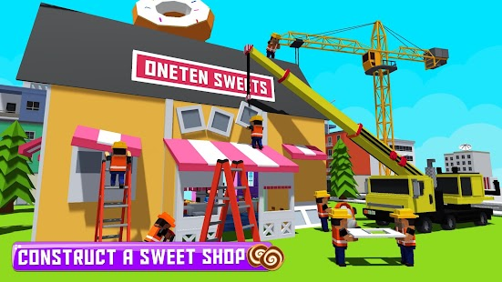 Sweet Shop Craft: Kitchen Chef Cooking Games