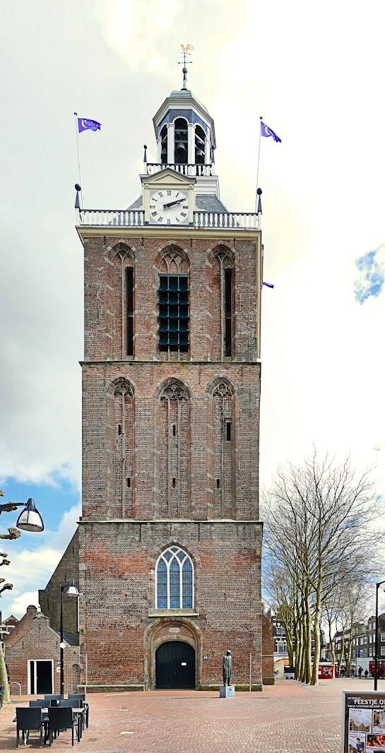 Aangeboden door: Stichting Microtoerisme InZicht Fotoblog Meppel Grote Maria kerk