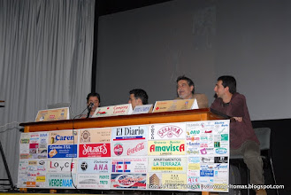 Photo: PRESENTACION DEL CROSS COSTA ESMERALDA