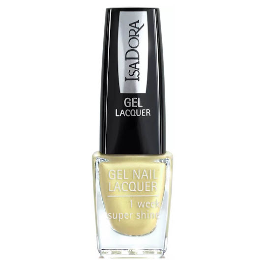 IsaDora  Gel Nail Lacquer Lemon Libre 6ml
