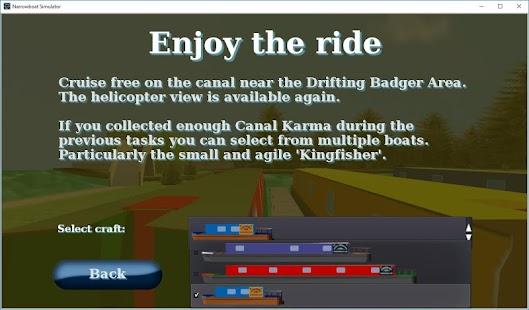 Narrowboat Simulator - náhled