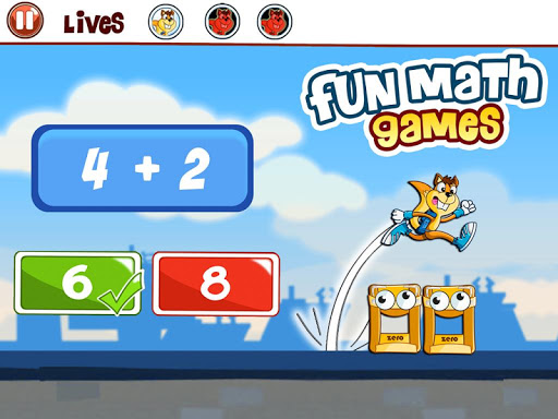 Basic Math Games for kids: Addition Subtraction 8.37 androidappsheaven.com 1