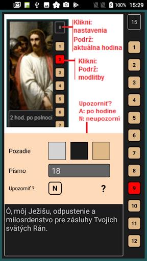 Sväté Hodiny screenshot 3