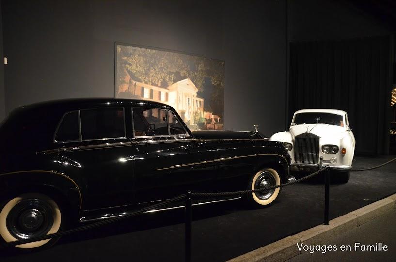Elvis' car - Rolls Royce