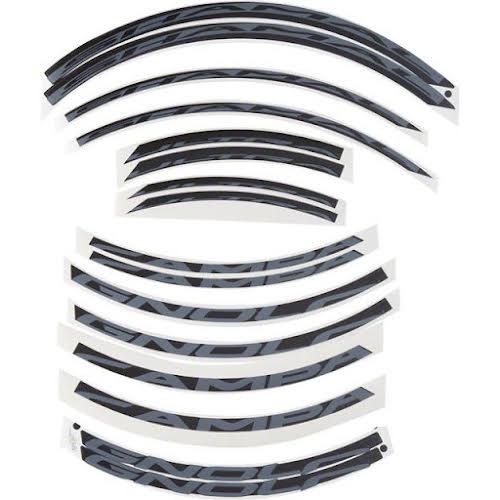 Campagnolo Shamal Ultra 2-Way Fit Dark Label Kit, 2012