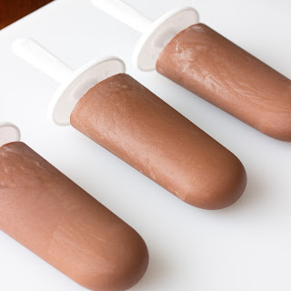 Nutella Fudgesicles (Fudge Popsicles) Recipe