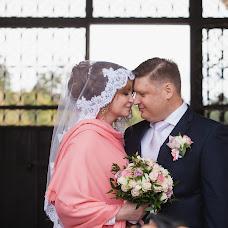 Wedding photographer Valentina Baturina (valentinalucky). Photo of 25.10.2018