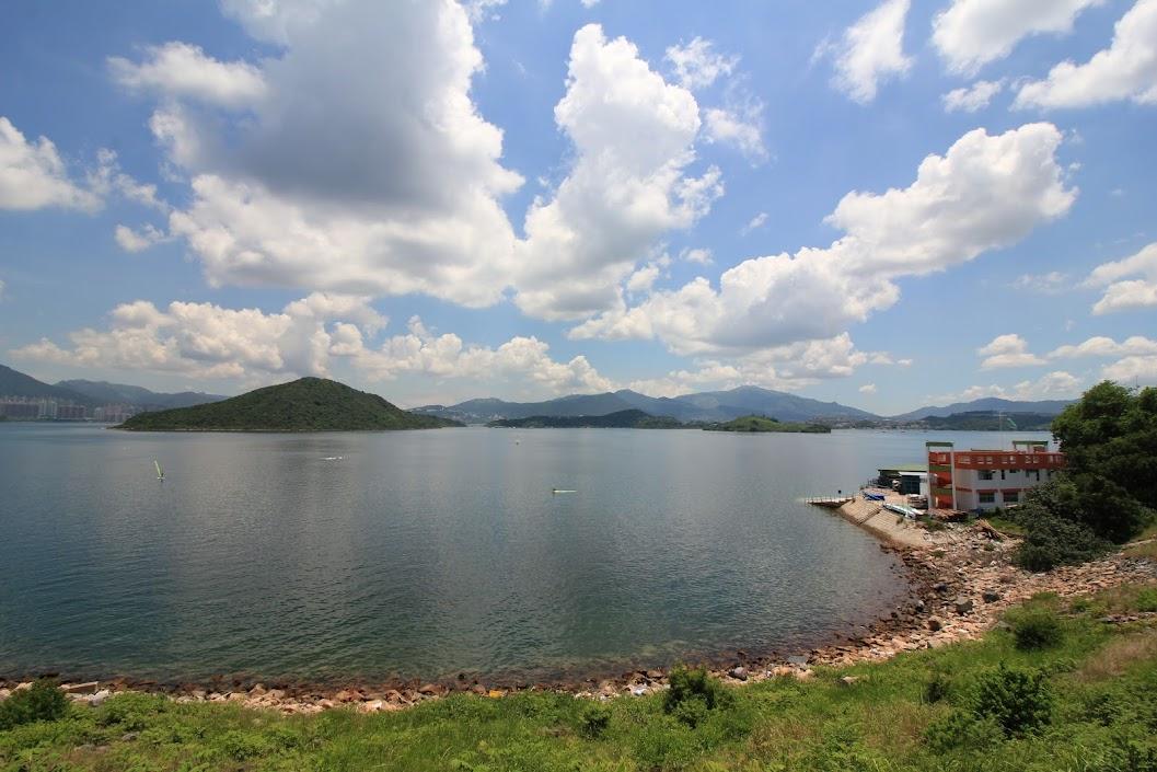 香港‧大尾篤水壩