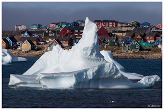 Photo: Qeqertarsuaq auf der Disko Insel