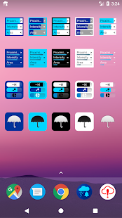 Rain Alarm Pro Screenshot
