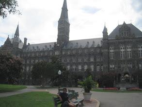 Photo: Georgetown egyetem